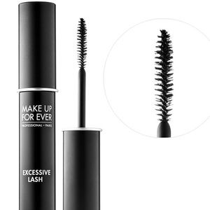 6/$25 Makeup Forever Excessive Lash Black Mascara